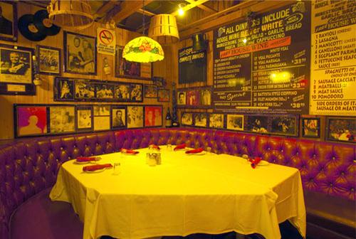 Wall Las Vegas Italian Restaurants